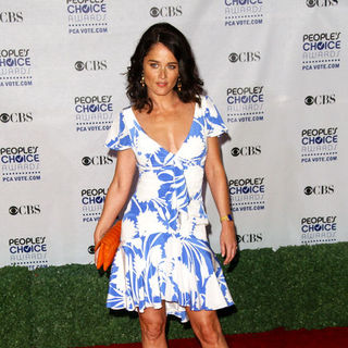 Robin Tunney in 35th Annual People's Choice Awards - Arrivals