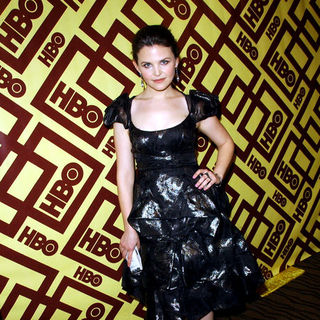 Ginnifer Goodwin in 66th Annual Golden Globes HBO After Party - Arrivals