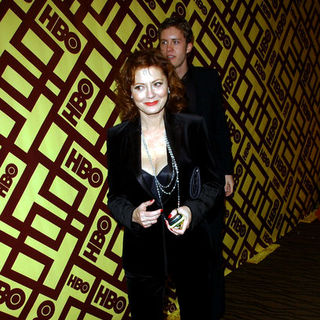 Susan Sarandon in 66th Annual Golden Globes HBO After Party - Arrivals