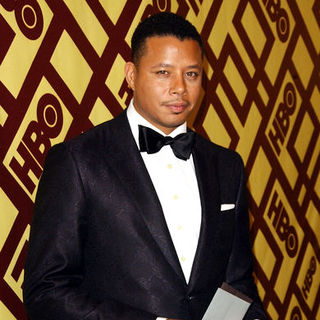 Terrence Howard in 66th Annual Golden Globes HBO After Party - Arrivals