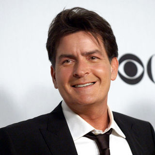 Charlie Sheen in 35th Annual People's Choice Awards - Press Room