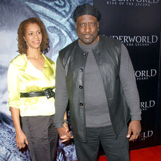 "Kevin Grevioux, Bronwyn Grevioux in ""Underworld: Rise of the Lycans"" World Premiere - Arrivals"