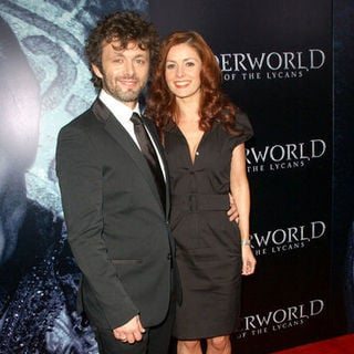 "Michael Sheen, Lorraine Stewart in ""Underworld: Rise of the Lycans"" World Premiere - Arrivals"