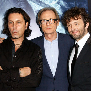"Bill Nighy, Michael Sheen, Patrick Tatopoulos in ""Underworld: Rise of the Lycans"" World Premiere - Arrivals"