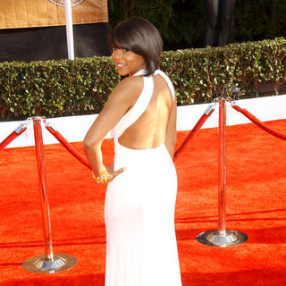 Taraji P. Henson in 15th Annual Screen Actors Guild Awards - Arrivals