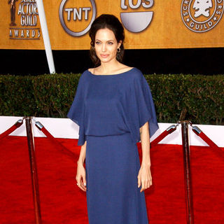 Angelina Jolie in 15th Annual Screen Actors Guild Awards - Arrivals