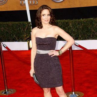 Tina Fey in 15th Annual Screen Actors Guild Awards - Arrivals