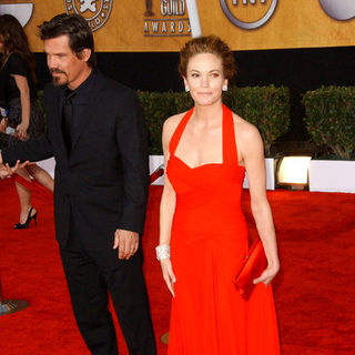 Diane Lane, Josh Brolin in 15th Annual Screen Actors Guild Awards - Arrivals