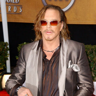 Mickey Rourke in 15th Annual Screen Actors Guild Awards - Arrivals