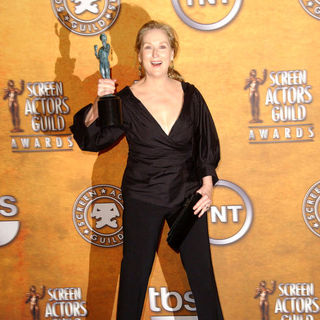 Meryl Streep in 15th Annual Screen Actors Guild Awards - Press Room