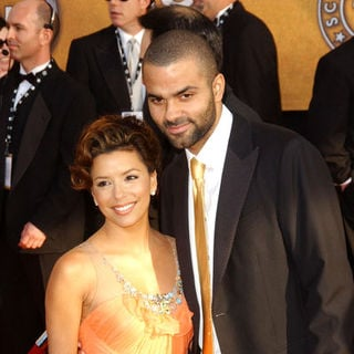 Eva Longoria, Tony Parker in 15th Annual Screen Actors Guild Awards - Arrivals