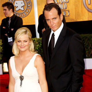 Amy Poehler, Will Arnett in 15th Annual Screen Actors Guild Awards - Arrivals