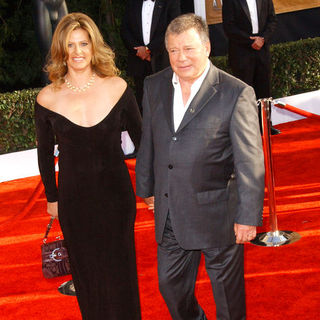 William Shatner in 15th Annual Screen Actors Guild Awards - Arrivals - ALO-055314