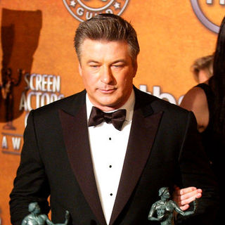 Alec Baldwin in 15th Annual Screen Actors Guild Awards - Press Room