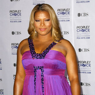 Queen Latifah in 35th Annual People's Choice Awards - Arrivals