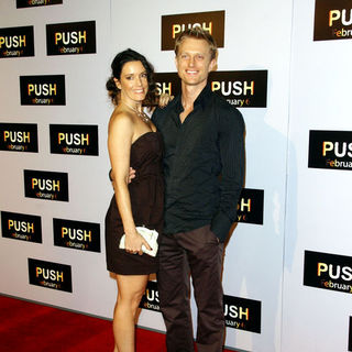 """Push"" Los Angeles Premiere - Arrivals - ALO-055855"