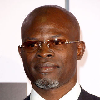 "Djimon Hounsou in ""Push"" Los Angeles Premiere - Arrivals"