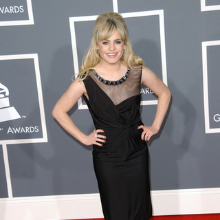 Duffy in The 51st Annual GRAMMY Awards - Arrivals