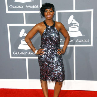 Fantasia Barrino in The 51st Annual GRAMMY Awards - Arrivals