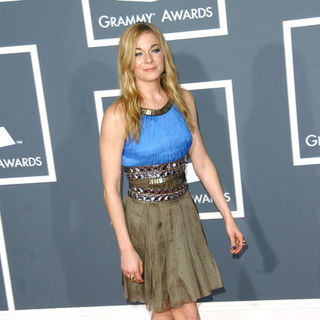 LeAnn Rimes in The 51st Annual GRAMMY Awards - Arrivals
