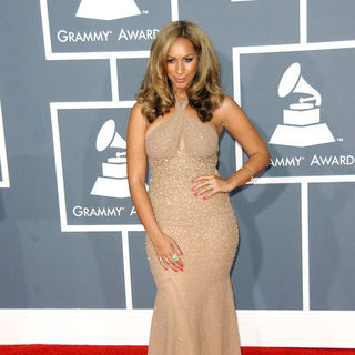 Leona Lewis in The 51st Annual GRAMMY Awards - Arrivals