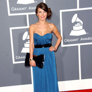 Audrina Patridge in The 51st Annual GRAMMY Awards - Arrivals