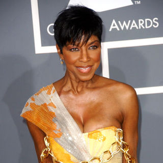 Natalie Cole in The 51st Annual GRAMMY Awards - Arrivals