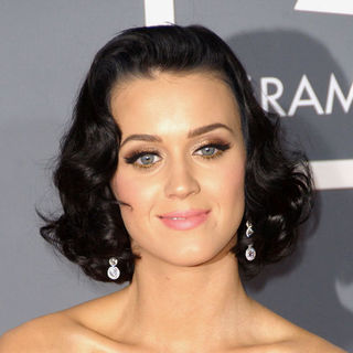 Katy Perry in The 51st Annual GRAMMY Awards - Arrivals