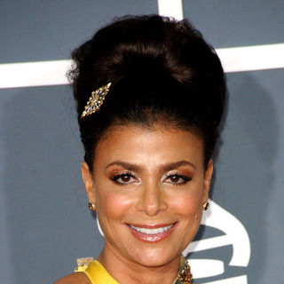 Paula Abdul in The 51st Annual GRAMMY Awards - Arrivals