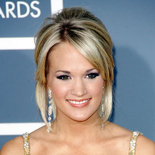 Carrie Underwood in The 51st Annual GRAMMY Awards - Arrivals