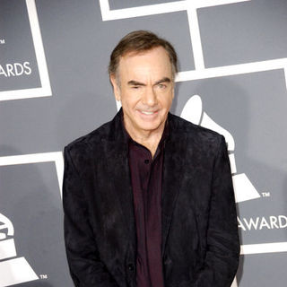 Neil Diamond in The 51st Annual GRAMMY Awards - Arrivals
