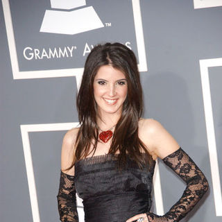 Alana Grace in The 51st Annual GRAMMY Awards - Arrivals