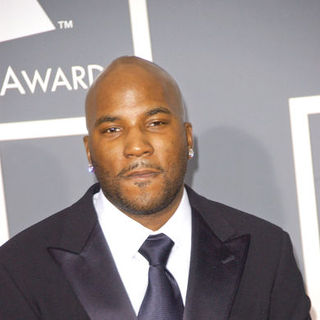 Young Jeezy - The 51st Annual GRAMMY Awards - Arrivals