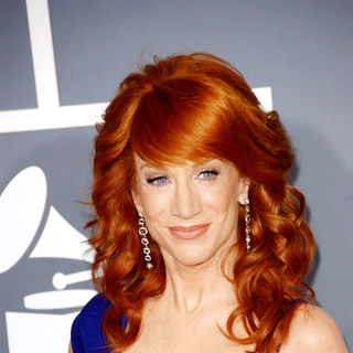 Kathy Griffin in The 51st Annual GRAMMY Awards - Arrivals