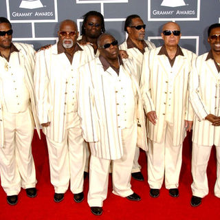 Blind Boys of Alabama in The 51st Annual GRAMMY Awards - Arrivals