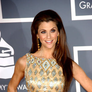 Samantha Harris in The 51st Annual GRAMMY Awards - Arrivals