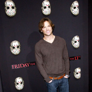 "Jared Padalecki in ""Friday The 13th"" Los Angeles Premiere - Arrivals"