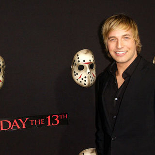"Ryan Hansen in ""Friday The 13th"" Los Angeles Premiere - Arrivals - ALO-057537"