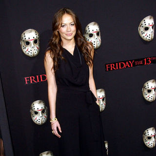 "Moon Bloodgood in ""Friday The 13th"" Los Angeles Premiere - Arrivals"