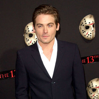 "Kevin Zegers in ""Friday The 13th"" Los Angeles Premiere - Arrivals - ALO-057542"