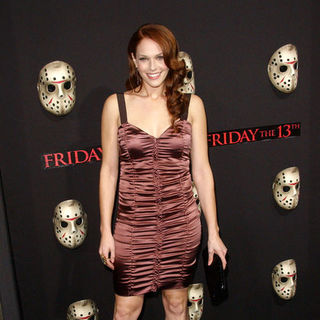 "Amanda Righetti in ""Friday The 13th"" Los Angeles Premiere - Arrivals"