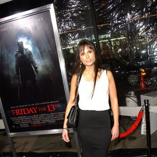 "Jordana Brewster in ""Friday The 13th"" Los Angeles Premiere - Arrivals"