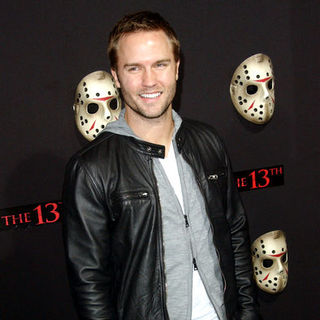 "Scott Porter in ""Friday The 13th"" Los Angeles Premiere - Arrivals"