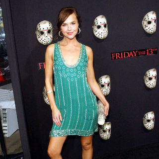 "Arielle Kebbel in ""Friday The 13th"" Los Angeles Premiere - Arrivals"