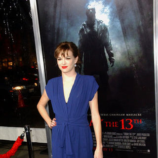 "Danielle Panabaker in ""Friday The 13th"" Los Angeles Premiere - Arrivals"