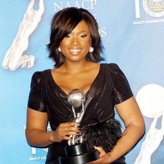 Jennifer Hudson in 40th NAACP Image Awards - Press Room