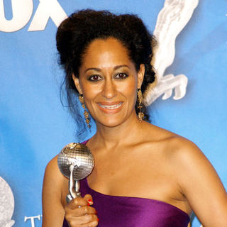 Tracee Ellis Ross in 40th NAACP Image Awards - Press Room