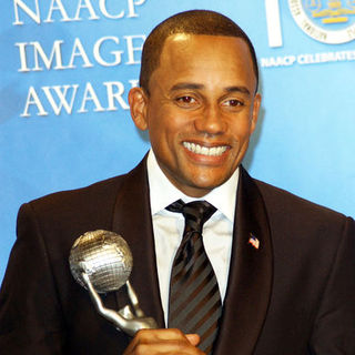 Hill Harper in 40th NAACP Image Awards - Press Room