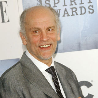John Malkovich in 2009 Film Independent Spirit Awards - Arrivals