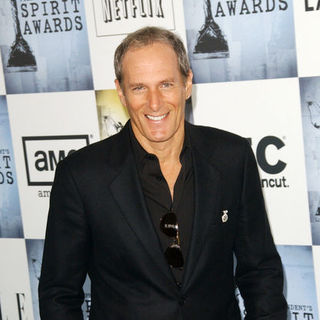 Michael Bolton in 2009 Film Independent Spirit Awards - Arrivals